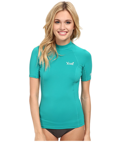 XCEL Wetsuits - Marsha S/S UV (Jade) Women