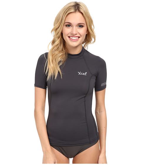 XCEL Wetsuits - Marsha S/S UV (Graphite) Women