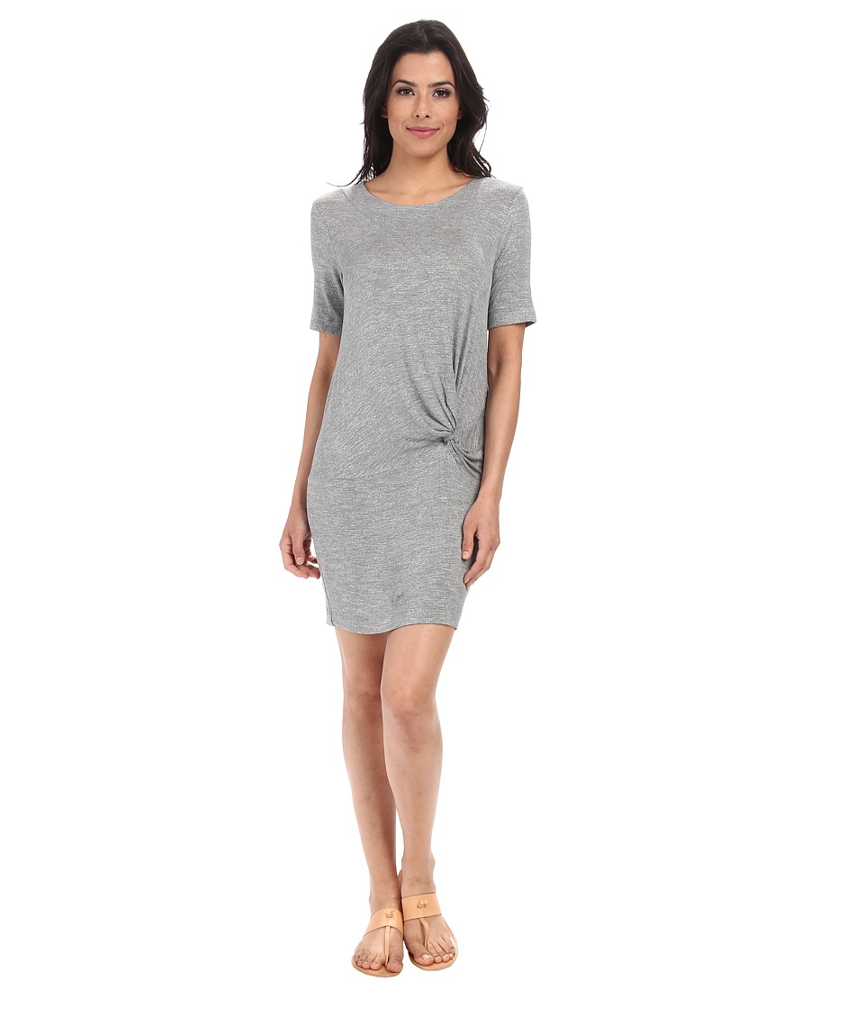 Splendid - Knott Dress (Heather Grey) Women's Dress