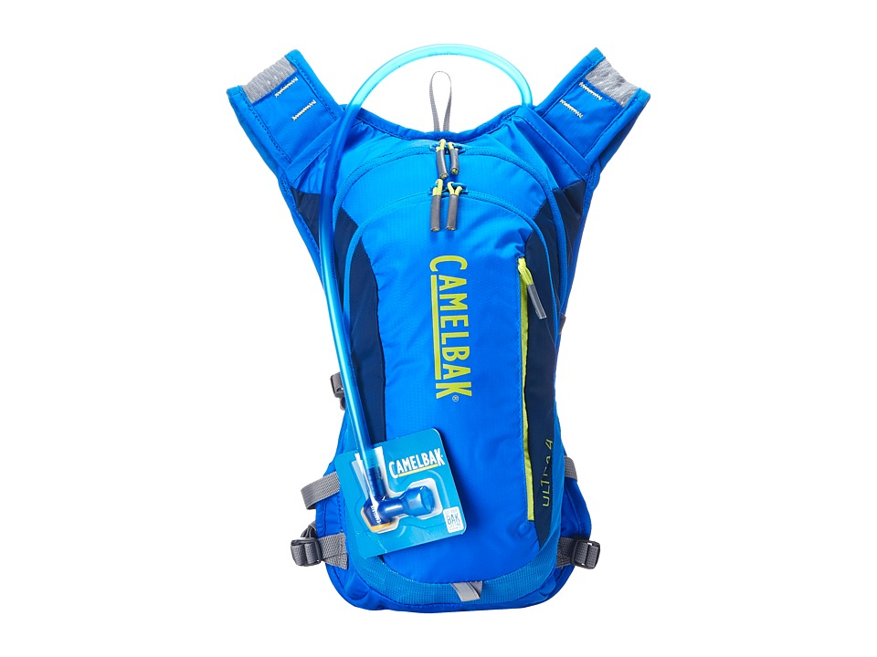 CamelBak - Ultra 4 70 oz (Electric Blue/Poseidon) Backpack Bags