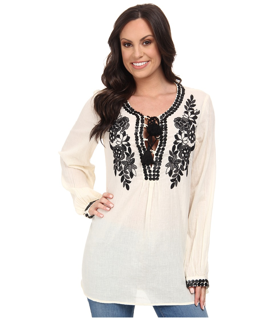 Double D Ranchwear - Hello Darlin' Top (String) Women's Clothing