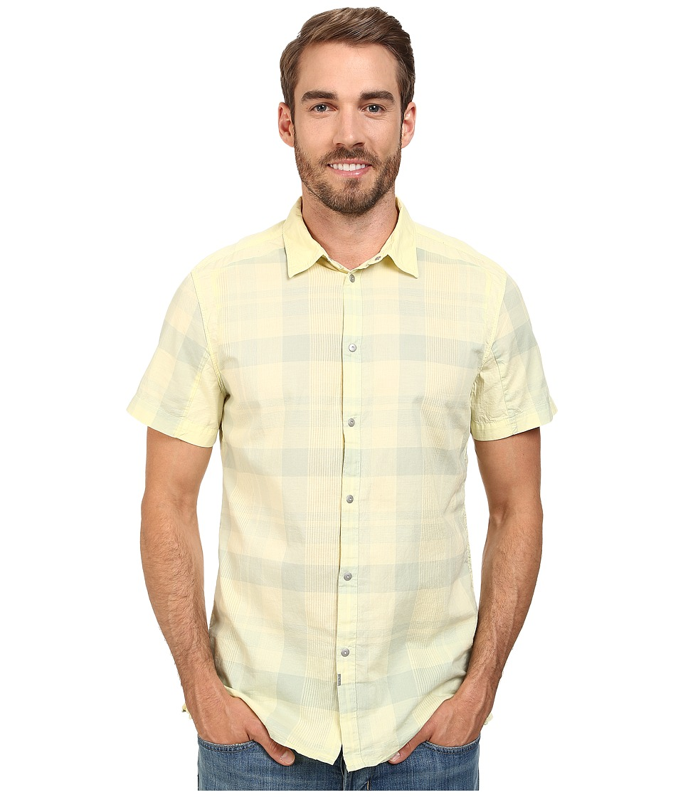 Calvin Klein Jeans - Over Dye Leno Plaid (Shorebreak) Men