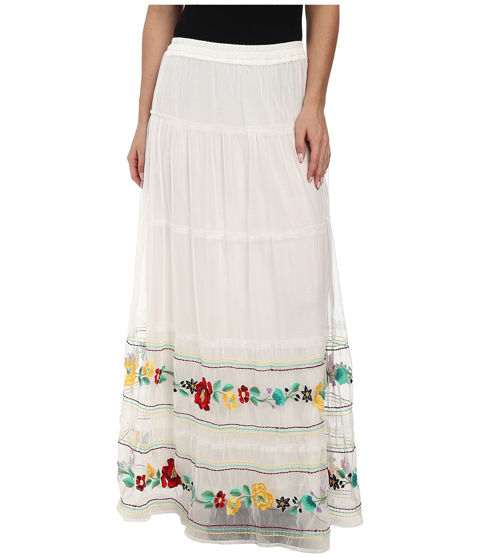 Double D Ranchwear - Carleen Long Skirt (String) Women's Skirt