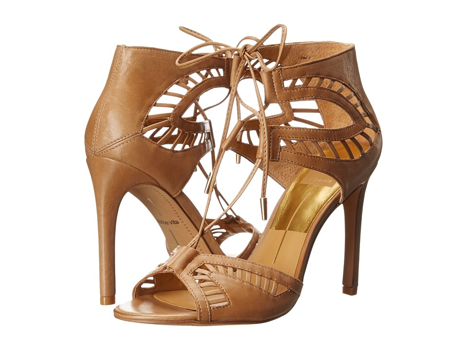 Dolce Vita - Henlie (Caramel Leather) High Heels