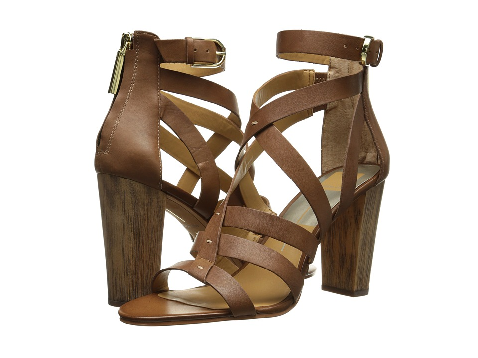 Dolce Vita - Nolin (Brown Leather) High Heels