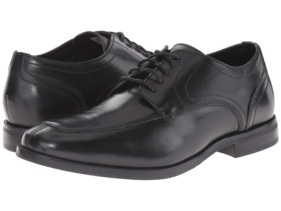Rockport - Style Purpose Algonquin (Black) Men's Lace up casual Shoes