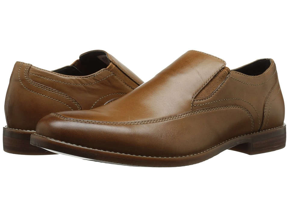 Rockport - Style Purpose Moc Slip-On (Tan) Men's Slip on Shoes