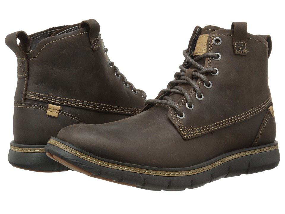 Mark Nason - Crossover (Dark Brown) Men's Boots
