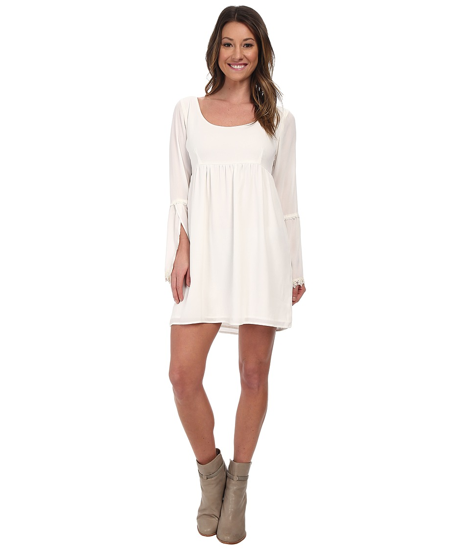 Lucy Love - Emily Dress (Whip Cream) Women's Dress