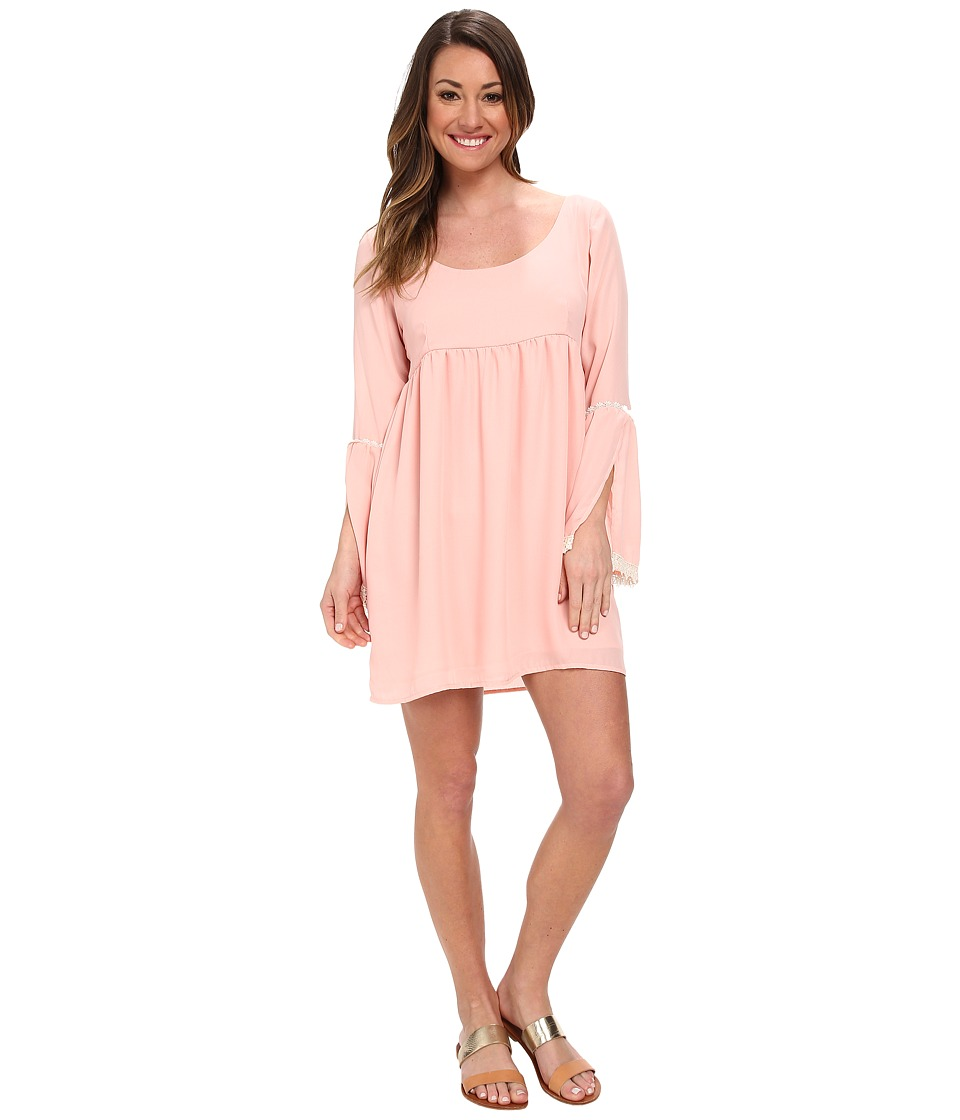 Lucy Love - Emily Dress (Georgia Peach) Women's Dress