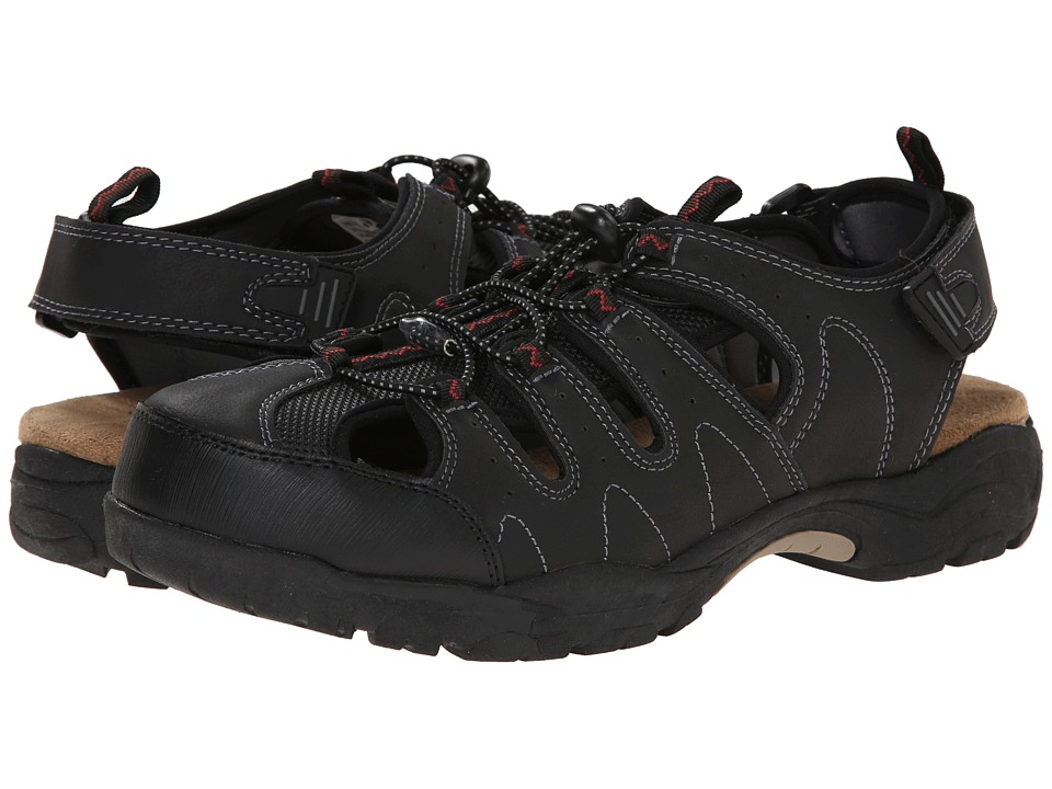 Deer Stags - Nevis (Black) Men's Shoes
