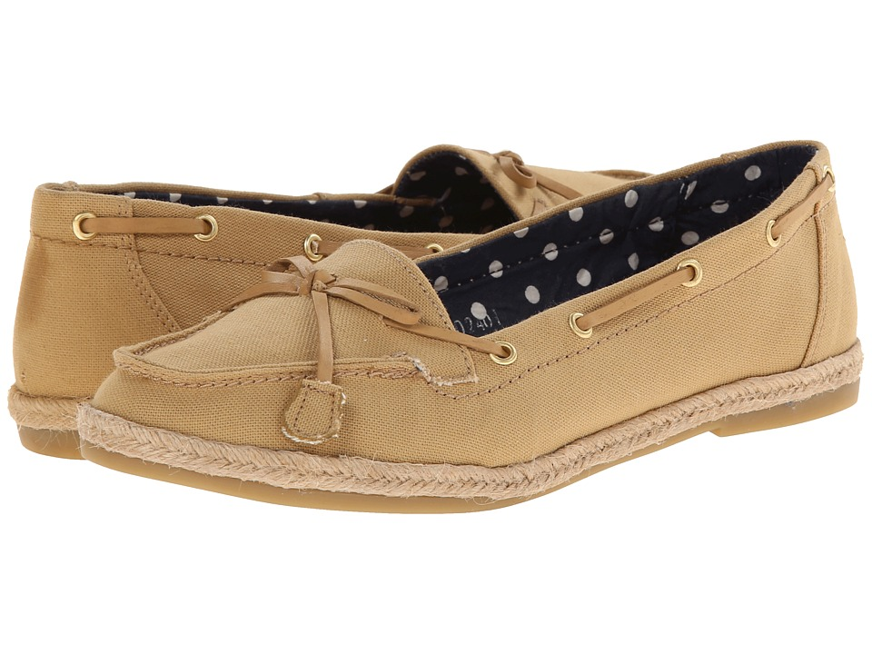 Fitzwell Joanna (Natural Canvas) Women