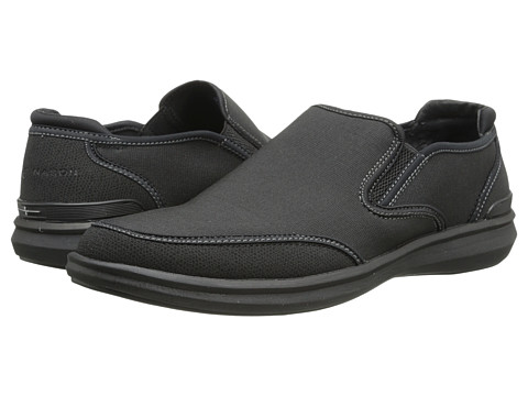 Mark Nason - Helston (Black) Men's Slip on Shoes