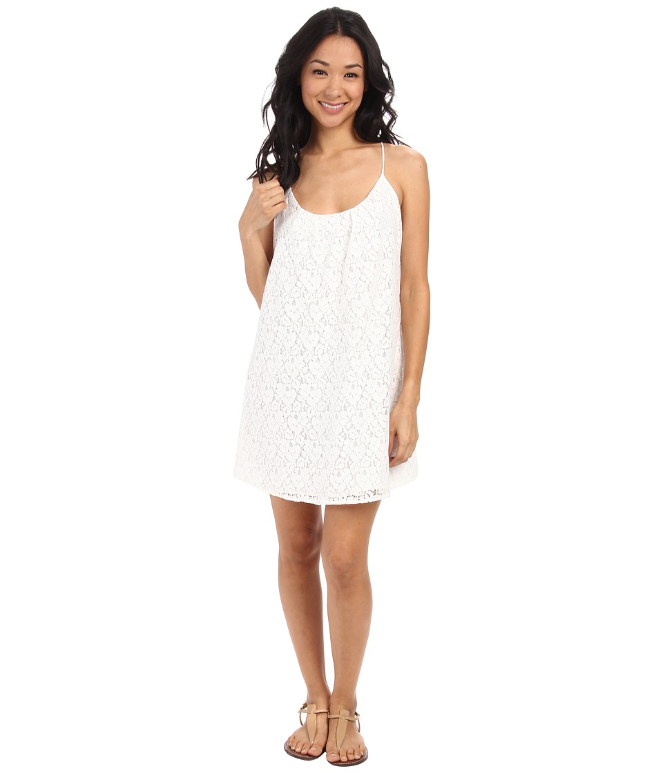 Lucy Love - Take Me To Dinner Dress (Really White) Women's Dress