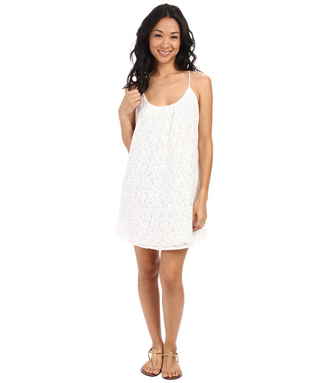 Lucy Love - Take Me To Dinner Dress (Really White) Women