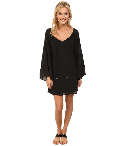 Lucy Love - Stevie Dress (Black) Women's Dress