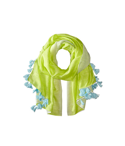 Echo Design - Ombre Pareo (Fresh Kiwi) Scarves