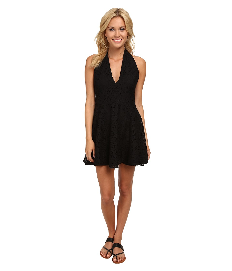 Lucy Love - Paramount Dress (Black) Women's Dress