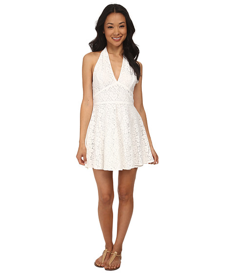 Lucy Love - Paramount Dress (Really White) Women's Dress