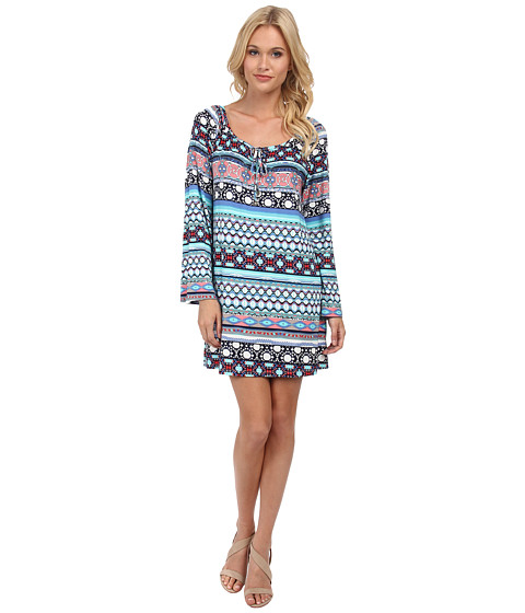 Lucy Love - Montage Dress (Love Shack) Women's Dress