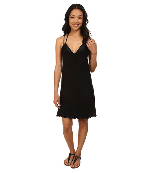 Lucy Love - Pool Party Cover-Up (Black) Women
