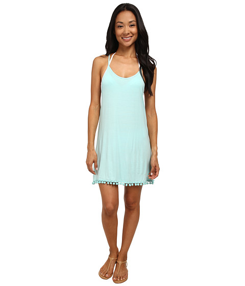 Lucy Love - Pool Party Cover-Up (Honeydew) Women's Swimwear