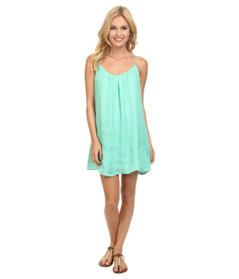 Lucy Love - Take Me To Dinner Dress (Honeydew) Women's Dress