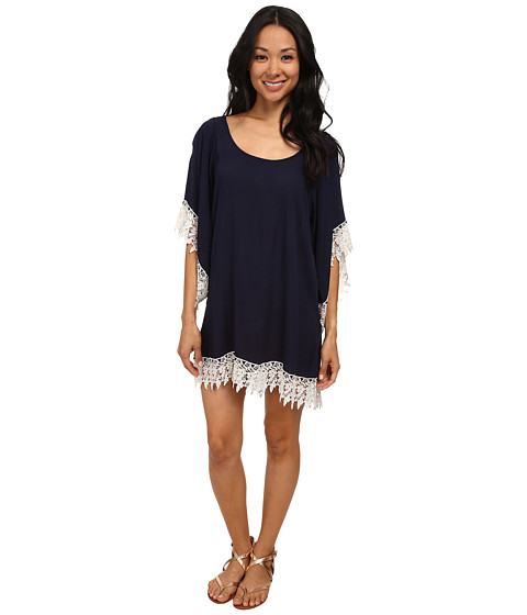 Lucy Love - In Heaven Tunic (Pacific Blue) Women