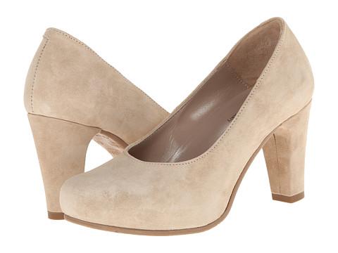 Cordani - Newhart (Creme Suede) Women's 1-2 inch heel Shoes