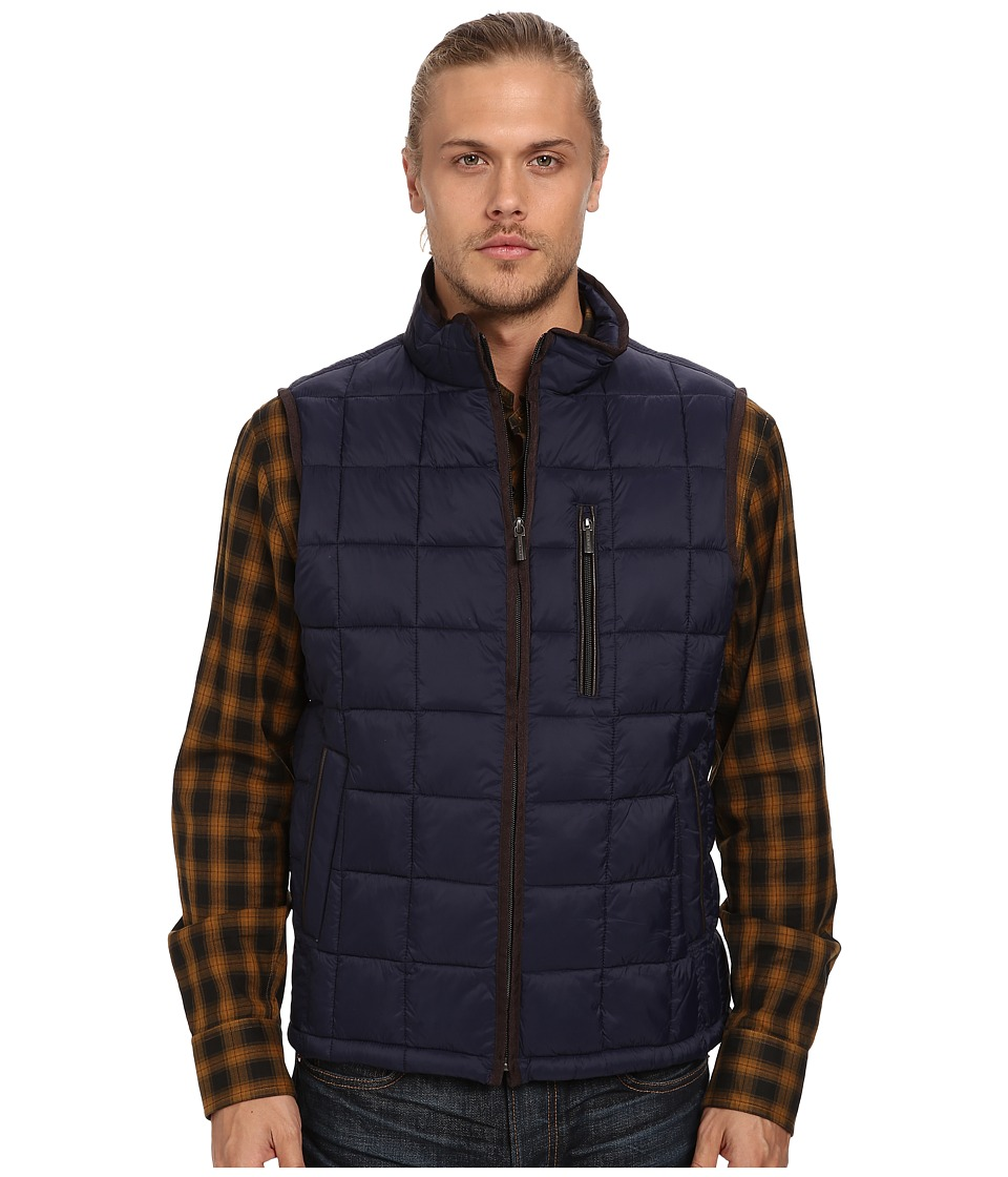 Rainforest - Quilted Vest w/ ThermoLuxe Insulation (Ink) Men