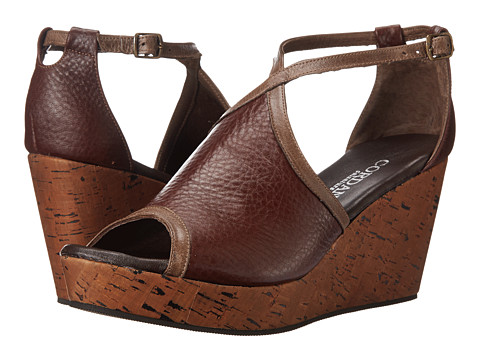 Cordani - Fantine (Brown Pebble/Cork) Women
