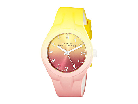 Marc by Marc Jacobs - MBM5540 - X Up (Pink/Yellow) Watches
