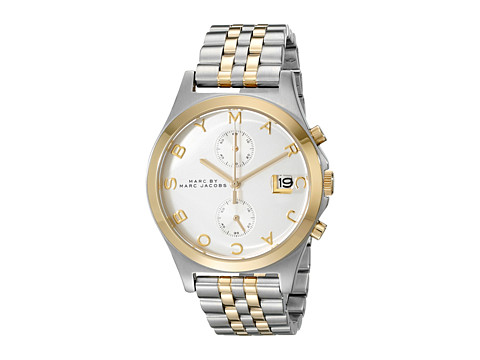 Marc by Marc Jacobs - MBM3381 - Ferus (Gold/Silver) Watches