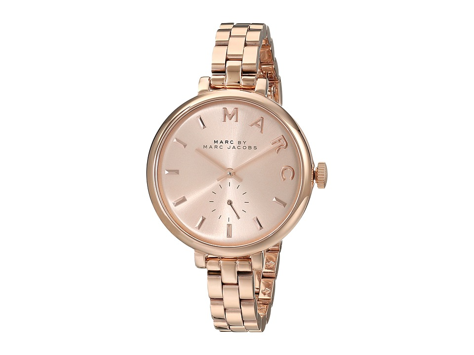 Marc by Marc Jacobs - MBM3364 - Slim Baker (Rose Gold) Watches