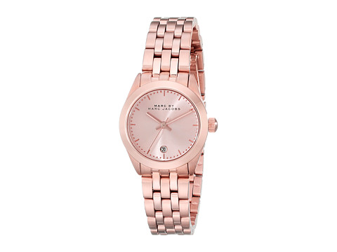 Marc by Marc Jacobs - MBM3374 - Peeker 26mm (Rose Gold) Watches