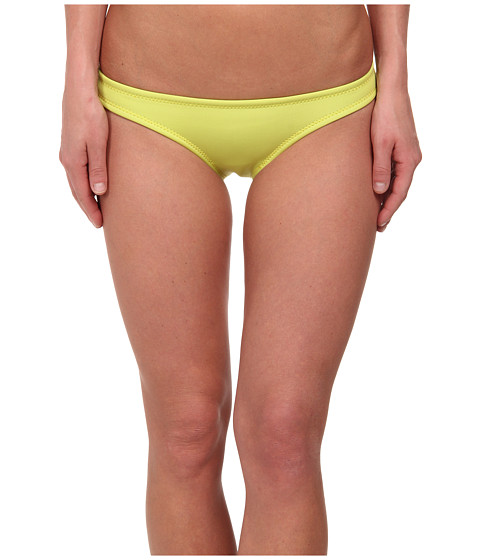 Roxy - Optic Nature Surfer Bottom (Limeade) Women's Swimwear