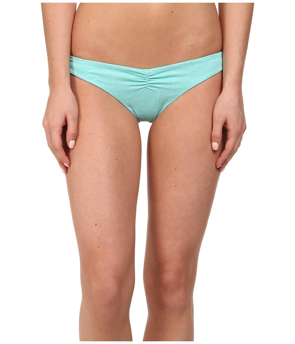 Volcom - Smoke Signals V Bottom (Blue Drift) Women's Swimwear