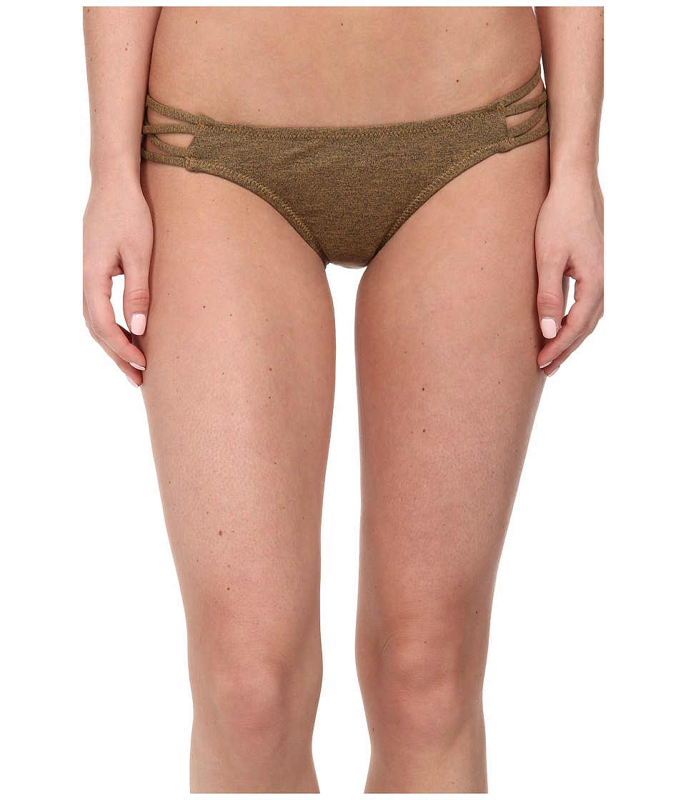 Volcom - Smoke Signals Full (Bear Brown) Women's Swimwear