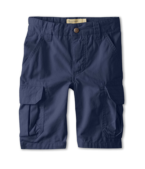 Lucky Brand Kids - Cabrillo Cargo Short (Little Kids/Big Kids) (Mood Blue) Boy's Shorts