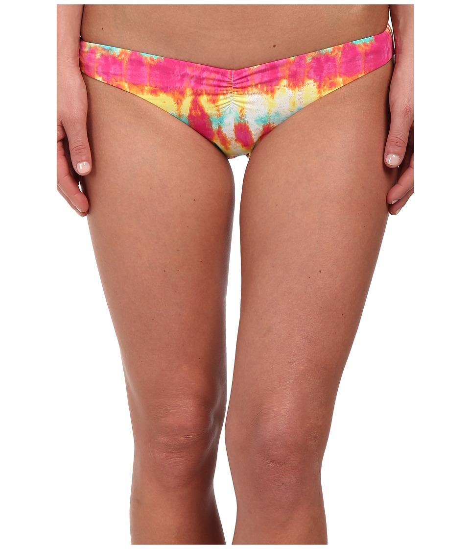 Volcom - Sun Tripp V Bottom (Scream Magenta) Women's Swimwear