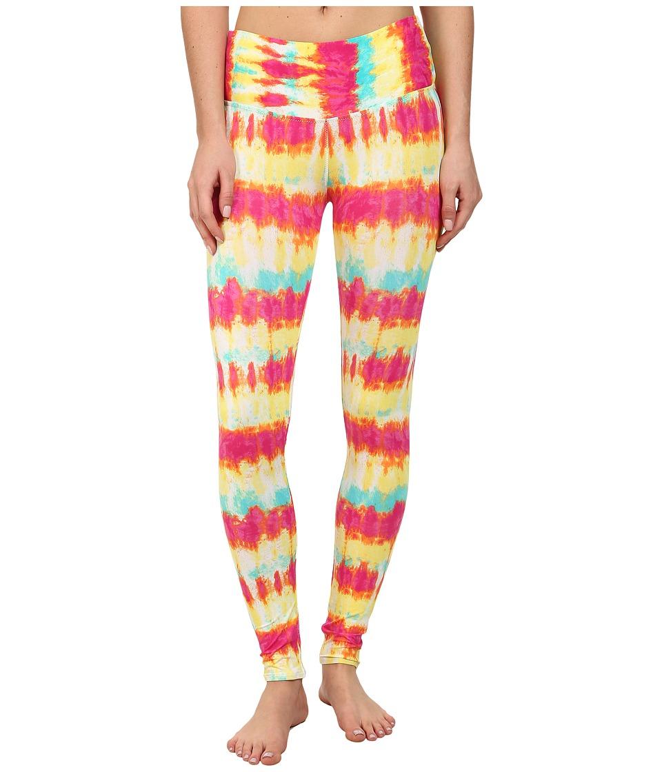 Volcom - Sun Tripp Legging (Scream Magenta) Women