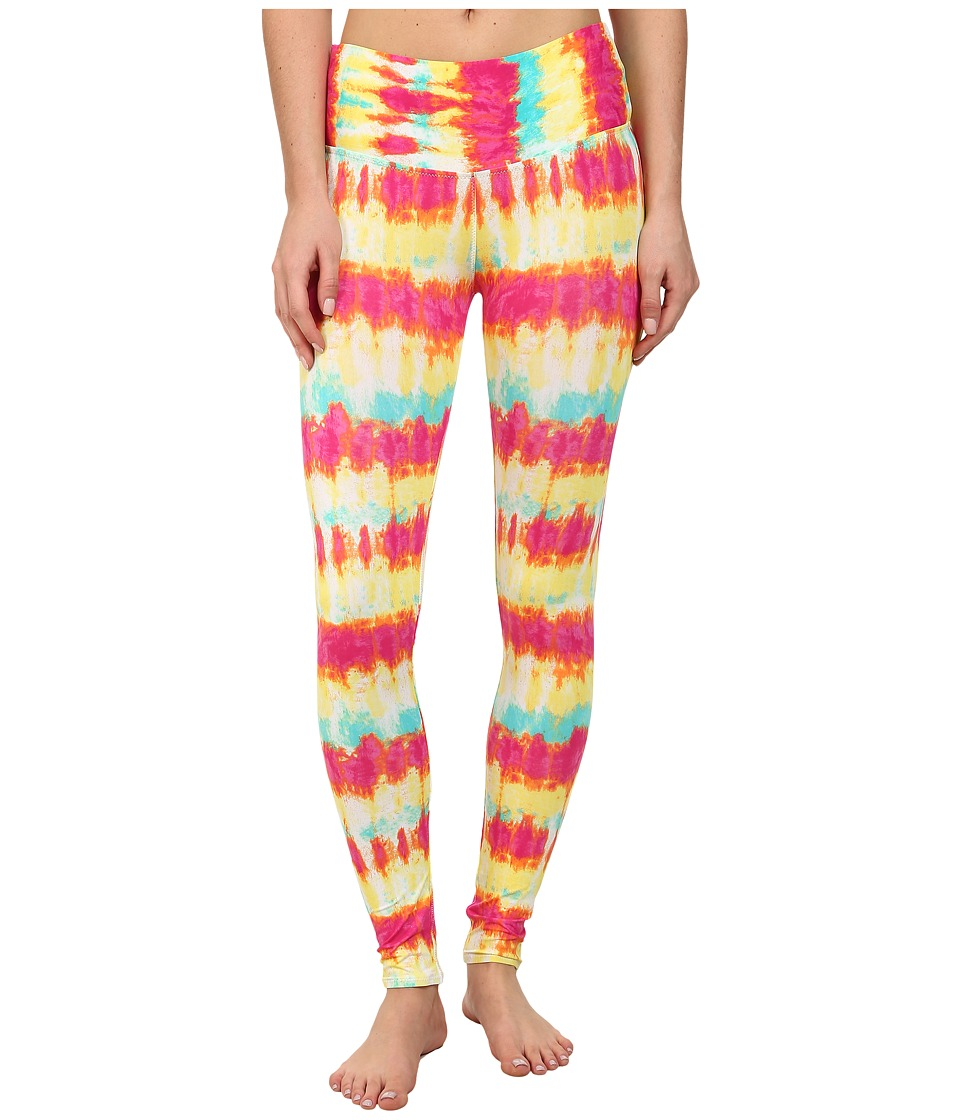 Volcom - Sun Tripp Legging (Scream Magenta) Women's Swimwear