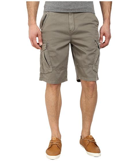 Calvin Klein Jeans - Mixed Media Gmt Dyed Cargo Short (Rosemary) Men