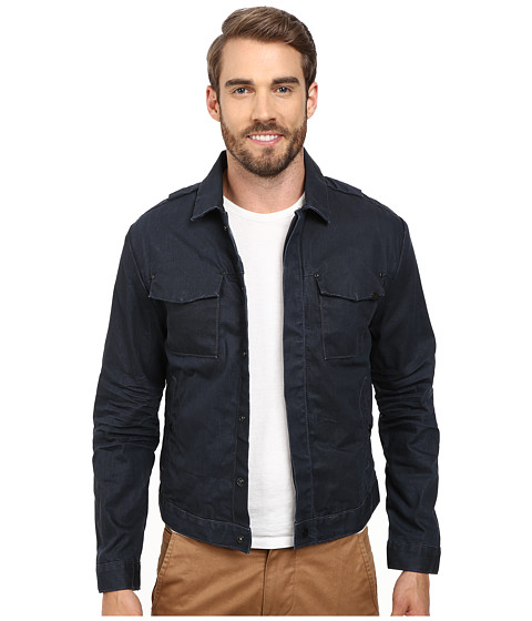 Calvin Klein Jeans - Petrol Jacket (Denim) (Petrol) Men's Coat