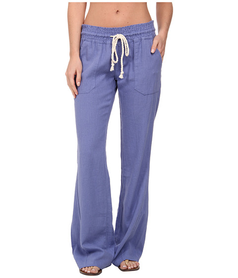 Roxy - OceanSide Pant Cover-Up (Chambray 2) Women