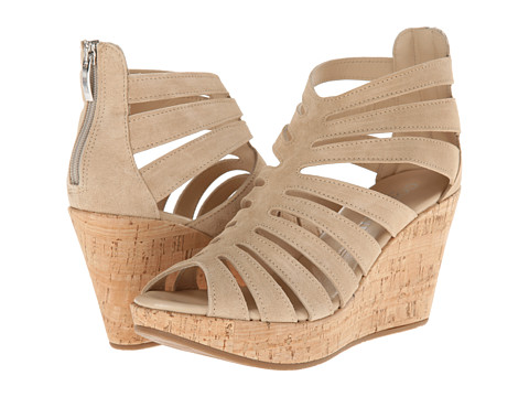 Cordani - Electra (Ivory/Cork) Women's Wedge Shoes