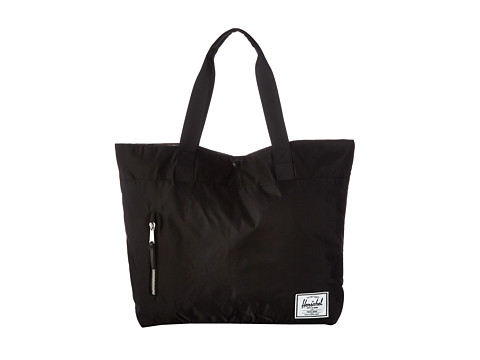 Herschel Supply Co. - Alexander XL (Black Nylon) Tote Handbags