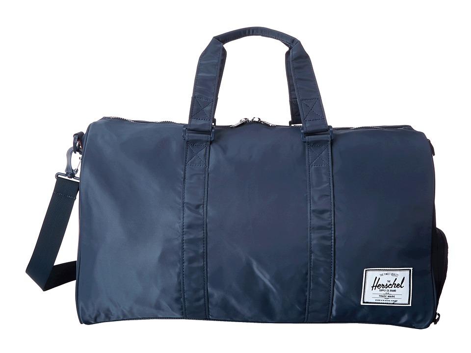 Herschel Supply Co. - Novel (Navy Nylon) Duffel Bags