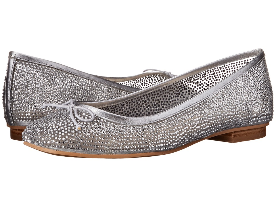 Kristin Cavallari - Allie (Silver Metallic) Women's Dress Flat Shoes