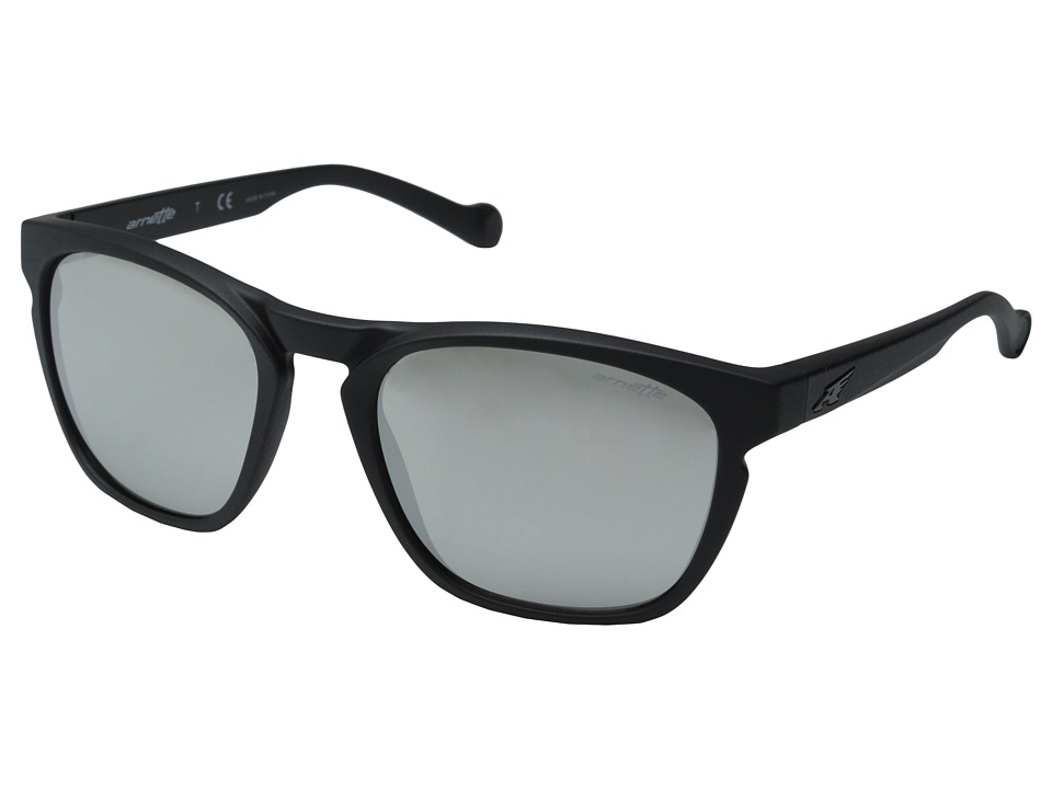 Arnette - Groove (Matte Black/Matte Black) Fashion Sunglasses